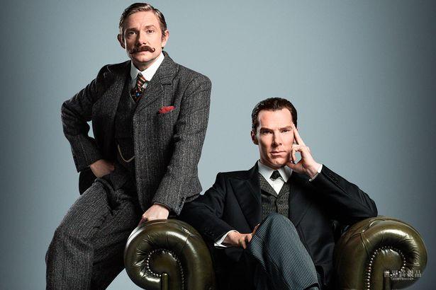 英剧神探Sherlock穿搭解密!;Benedict Cumberbatch、sherlock、PAUL SMITH、Sherlock Holmes、BELSTAFF