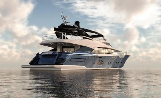 辛普森游艇宣布售出亚洲首艘蒙地卡罗游艇96至泰国