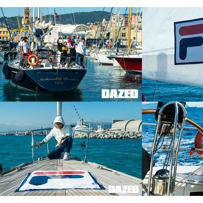 FILA致敬传奇航海精神 携新一季高级运动时装自米兰扬帆起航