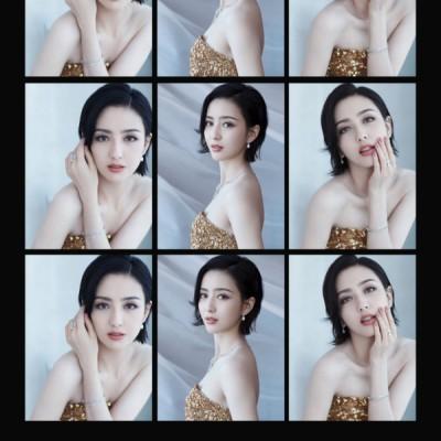 電影時裝&佟丽娅:演绎最摩登的极致复古