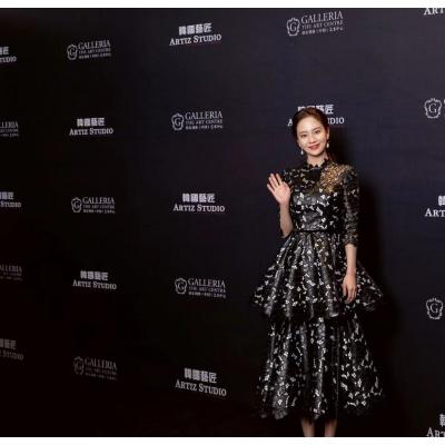 格乐利雅在北京做的这场活动,还能让人记得它是一家婚礼会所嘛!