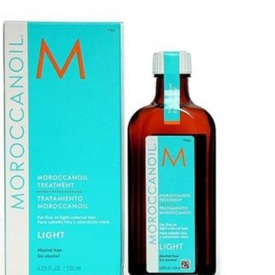 摩洛哥油,让你不再为发质损伤问题所困扰