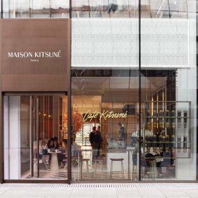 北京首家Maison Kitsuné & Café Kitsuné 三里屯太古里店盛大开幕