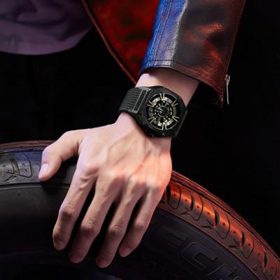 手腕上的超跑,NIVADA尼维达全新镂空机械腕表来袭
